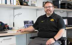 New director of Hawkeye Marching Band returns to alma mater