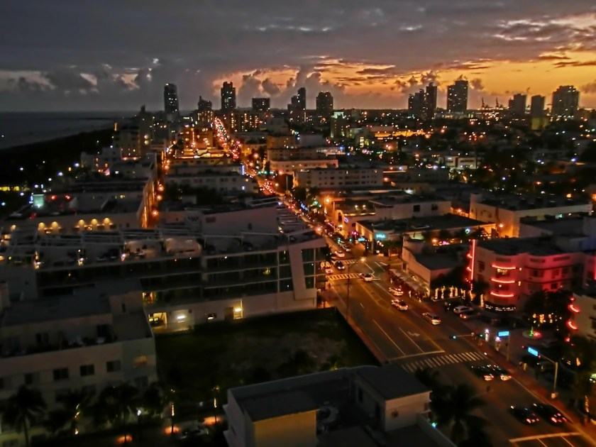 South Beach HDR