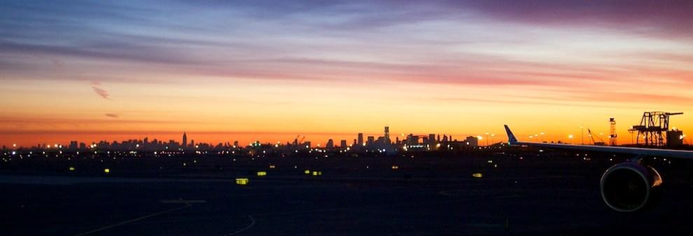 Newark Dawn