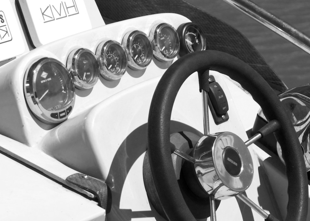 Rib Cockpit