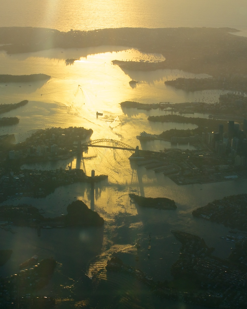 Sydney Harbour Morning