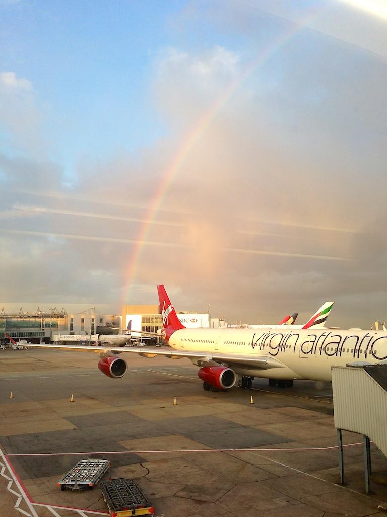 LHR Rainbow