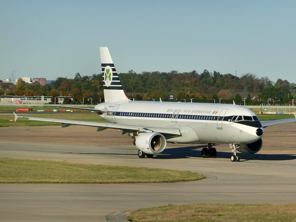 Aer Lingus Retro