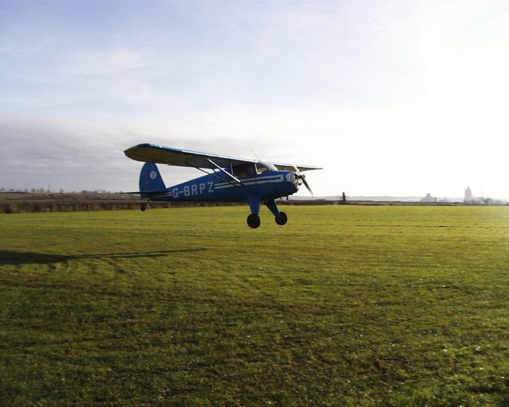 Luscombe Landing