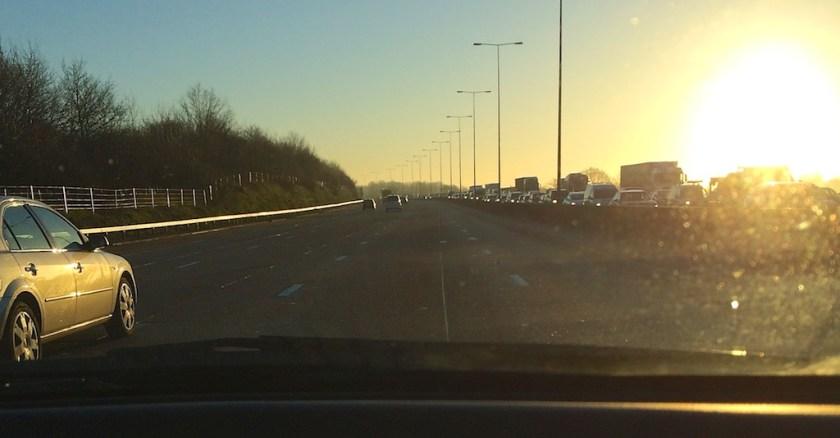 M25 Sunrise