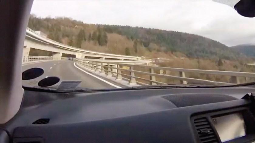 Motorway Timelapse