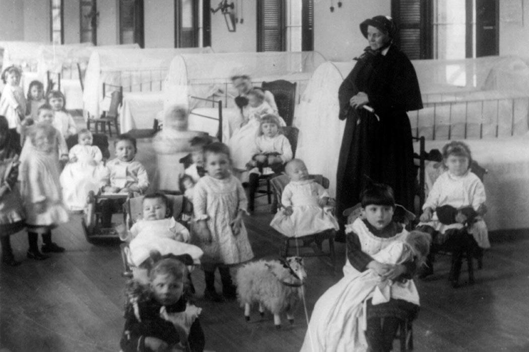 Tracing Orphans In Your Ancestry JSTOR Daily