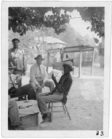 WPA interview with former slave
