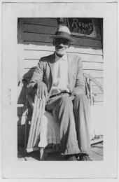 Andrew Goodman, ex-slave, Dallas