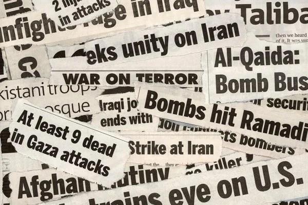 War headlines