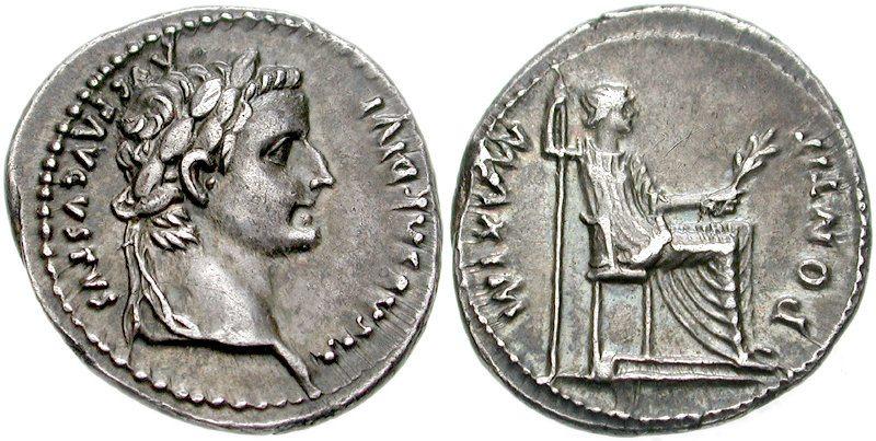 Tiberian coin
