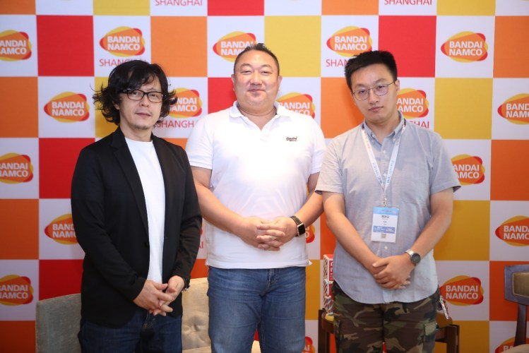 Cooperate with domestic head IPs to blossom more and deep into the Chinese market eclectic-Interview with Bandai Namco (Shanghai) Toys Co., Ltd. Chairman of the Board of Directors Tsujitaro & Deputy General Manager of Department Mr. Katsuhiro Izumi