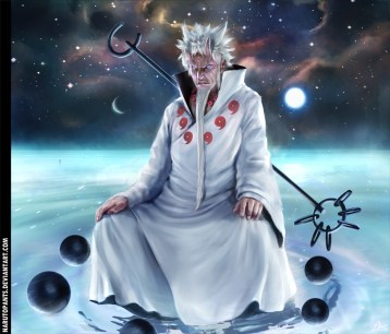 Naruto 670 The Floating Elder by Narutopants