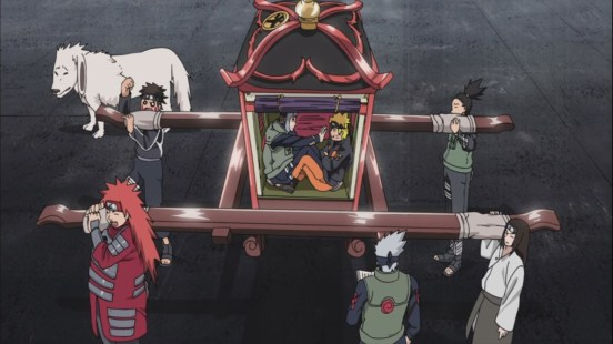 Naruto is protected