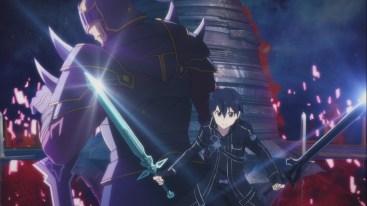 Kirito and Zekken