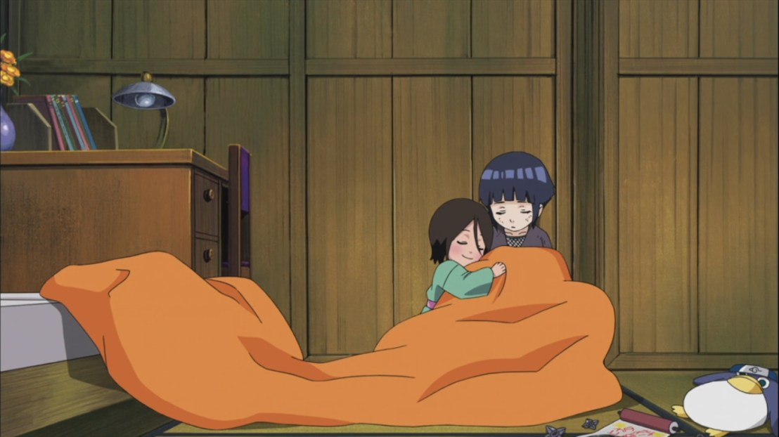 Hanabi and Hinata