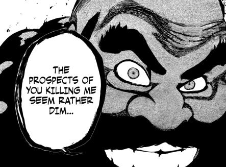 Ichibei You Can't Kill Him