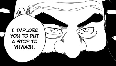 Ichigo told to stop Yhwach