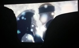 The Last Naruto The Movie Hinata Kiss