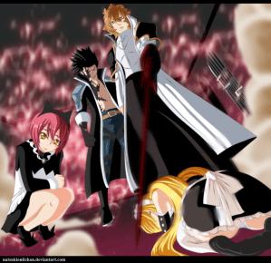 Fairy Tail 428 Lucy by Natsuki-oniichan