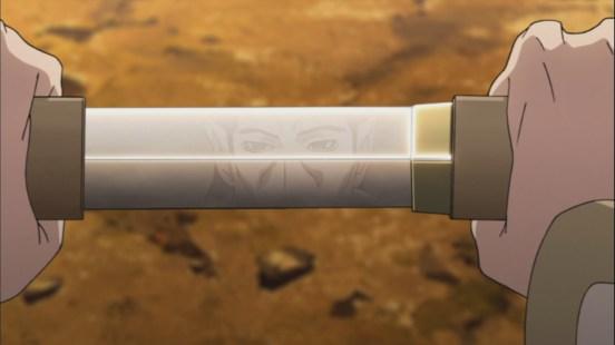 Fugi's sword