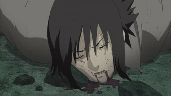 Sasuke dead