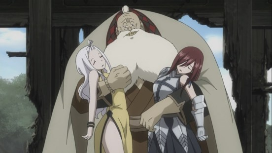Crawford Betrays Erza and Mirajane