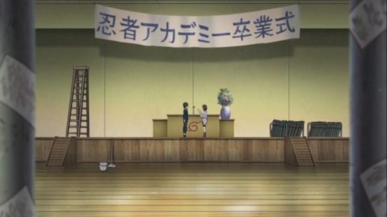 Obito and Rin Graduate