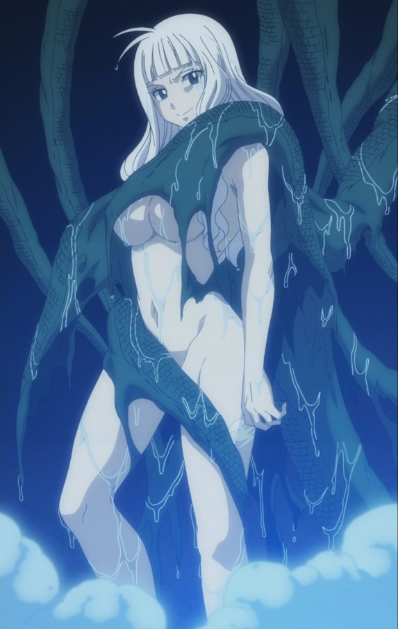 Mirajane Strauss Wet Naked