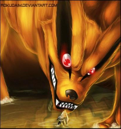 Naruto Gaiden 10 Kurama by rokudaim