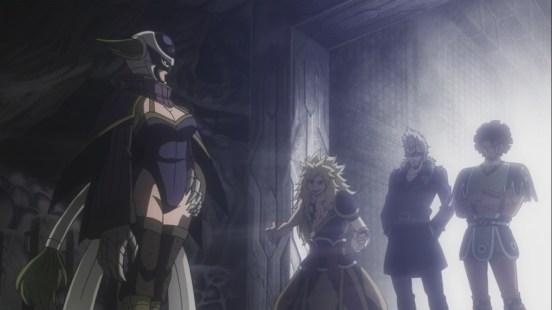 Kyouka talks to Rose