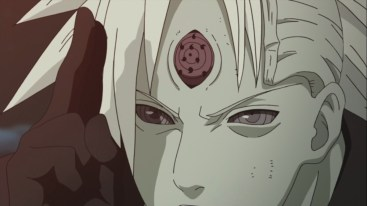 Madara's Third Eye