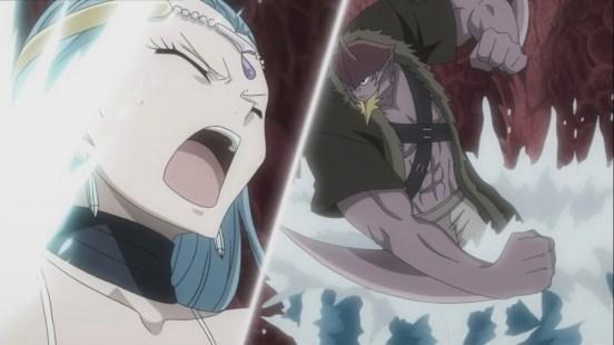 Torafuzar attacks Aquarius