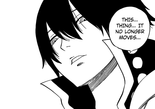 Zeref on Mavis' condition