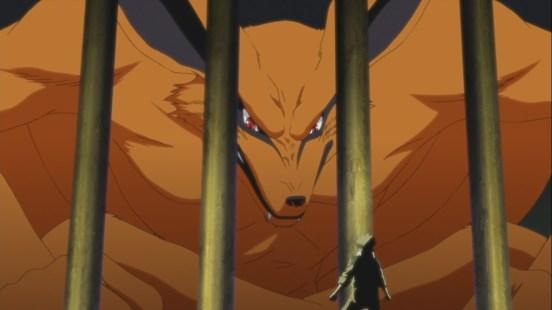 Naruto episode kurama