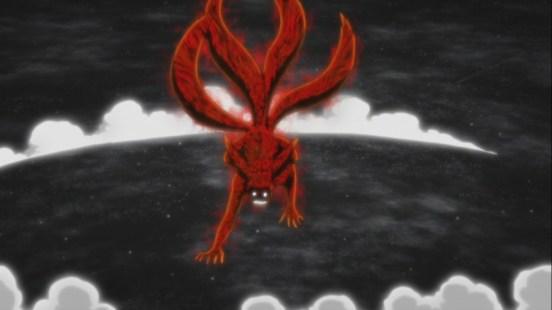 Naruto Kurama Four Tails