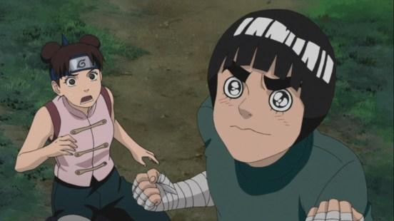Neji and Tenten