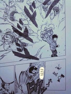 One Punch Man x Dragon Ball 9