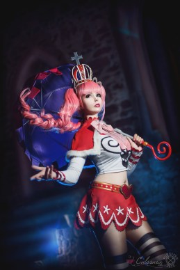 One Piece Perona Cosplay by Calssara