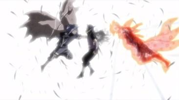 Sasuke kills Itachi