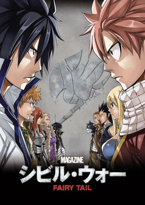 Fairy Tail Civil War
