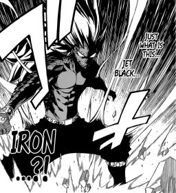 Gajeel's Dragon Force