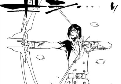 Uyru's Bow and Arrow