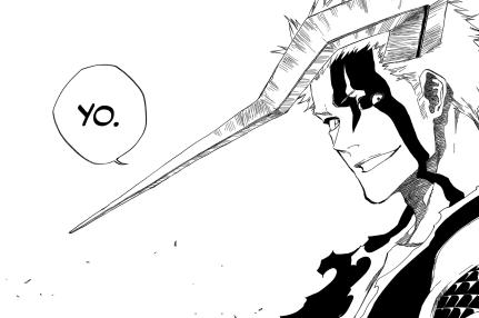 Ichigo's Quincy Hollow Transformation