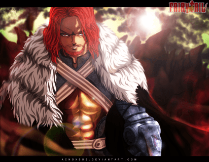 Fairy Tail 495 Gildarts by acnoxsus