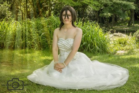 Cosplay Hisana Kuchiki by AnubisBride