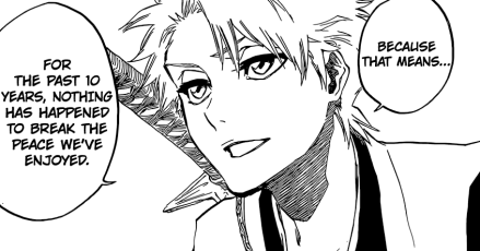 Toshiro Hitsugaya 10 Years Later