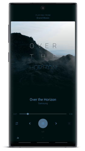 BlackPlayer EX Music Player v20.57 build 383 [Final] [Patched] APK 2