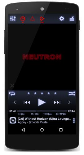 Neutron Music Player v2.13.0 [Paid] APK 2