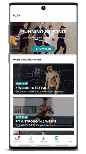 adidas Training by Runtastic - Fitness Workouts Premium v4.13 [Mod] [SAP] APK 2